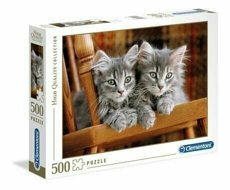Kittens 500 Pc