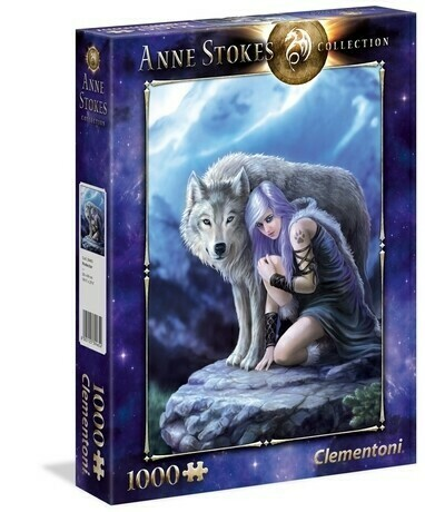 Anne Stokes Protector 1000 Pc