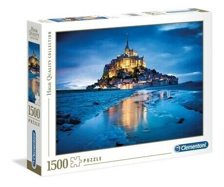 Le Mont Saint Michel 1500 Pc