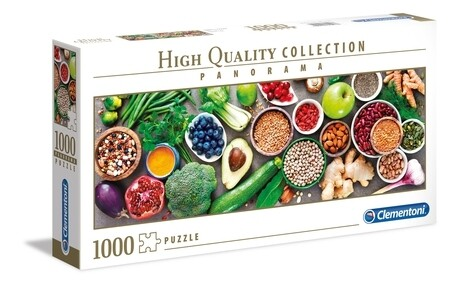 Healthy Veggie 1000 Pc Panoramic