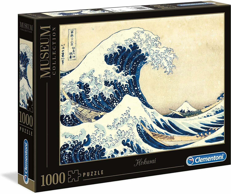 Hokusai, The Great Wave 1000 Pc