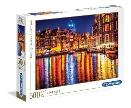 Amsterdam 500 Pc
