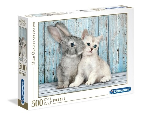 Cat & Bunny 500 Pc