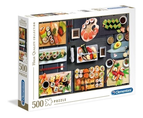 Sushi 500 Pc