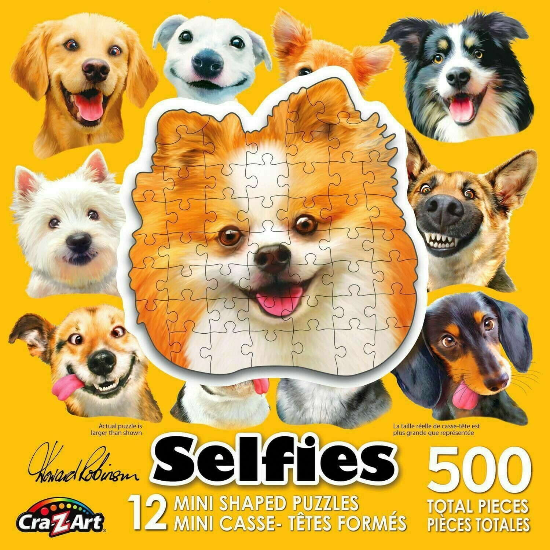 Selfies 12 Mini 500 Pc