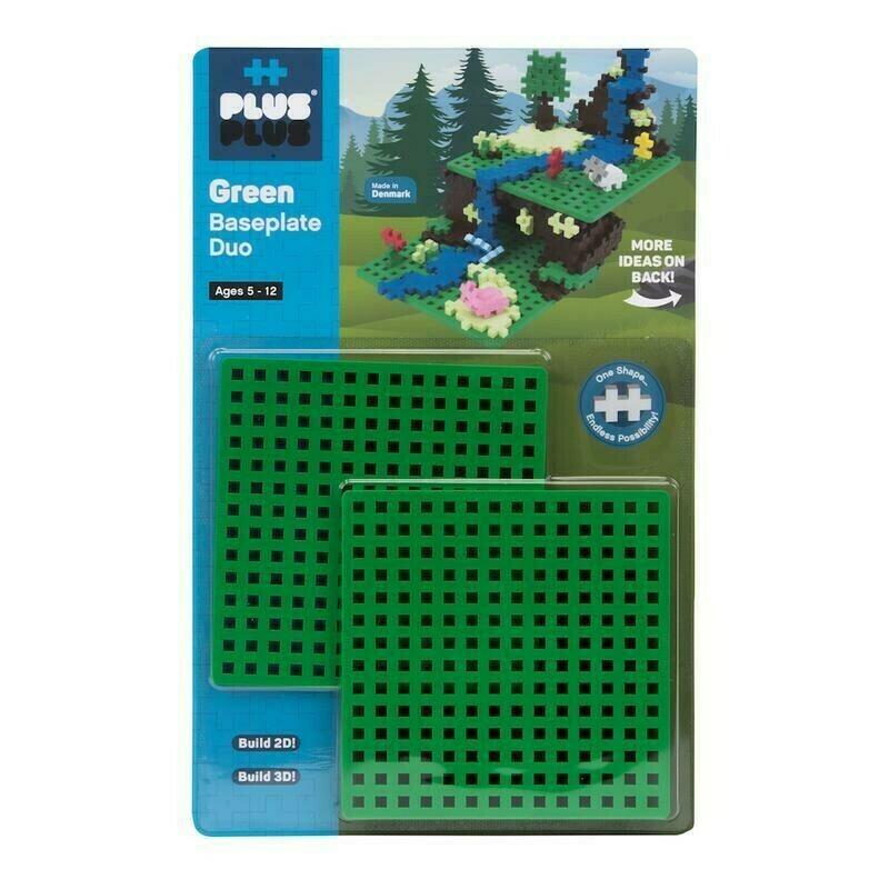Base Plates Green Plus Plus