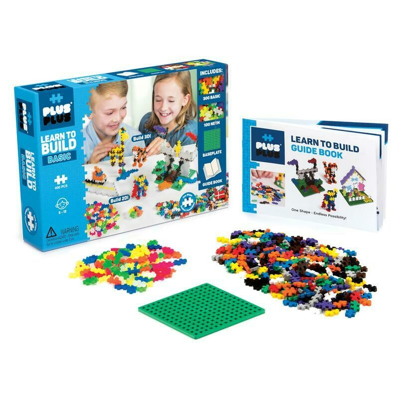 Learn To Build Basic 400 Pc