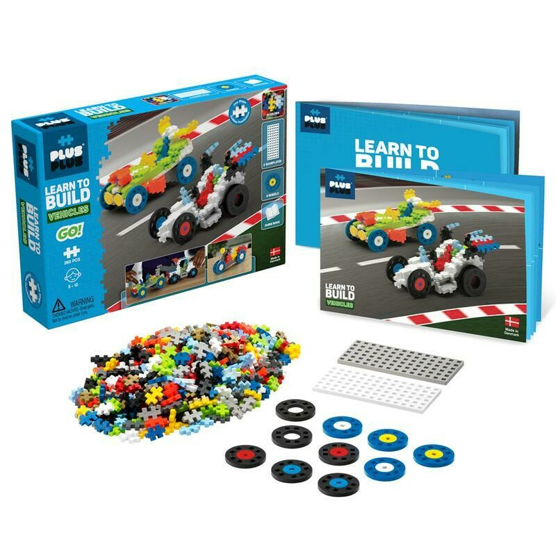 Learn To Build Vehicles GO 360 Pc
