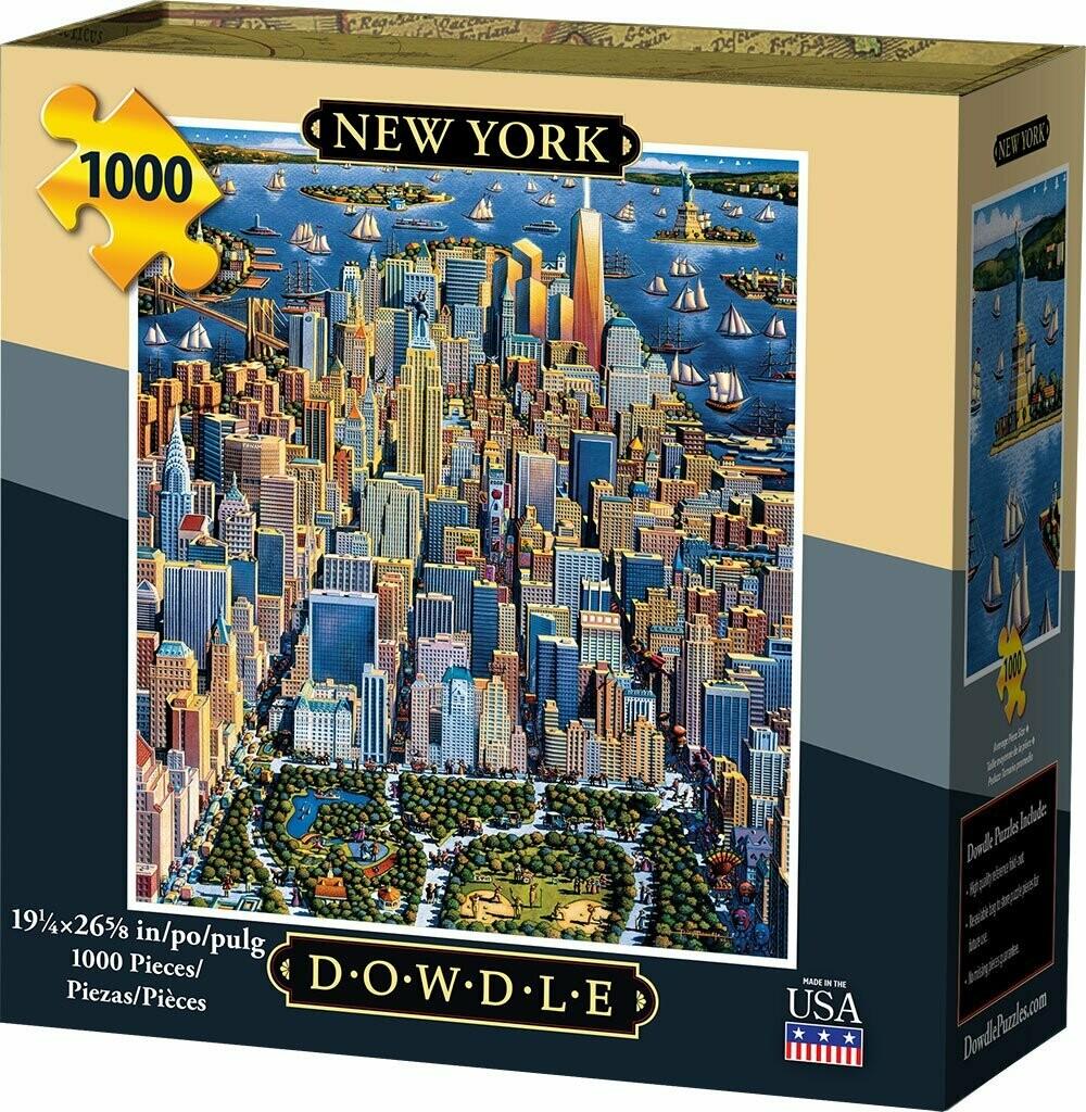 New York 1000 Pc