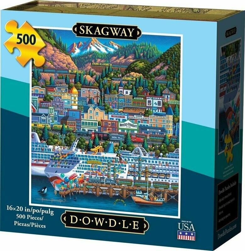 Skagway 500 Pc