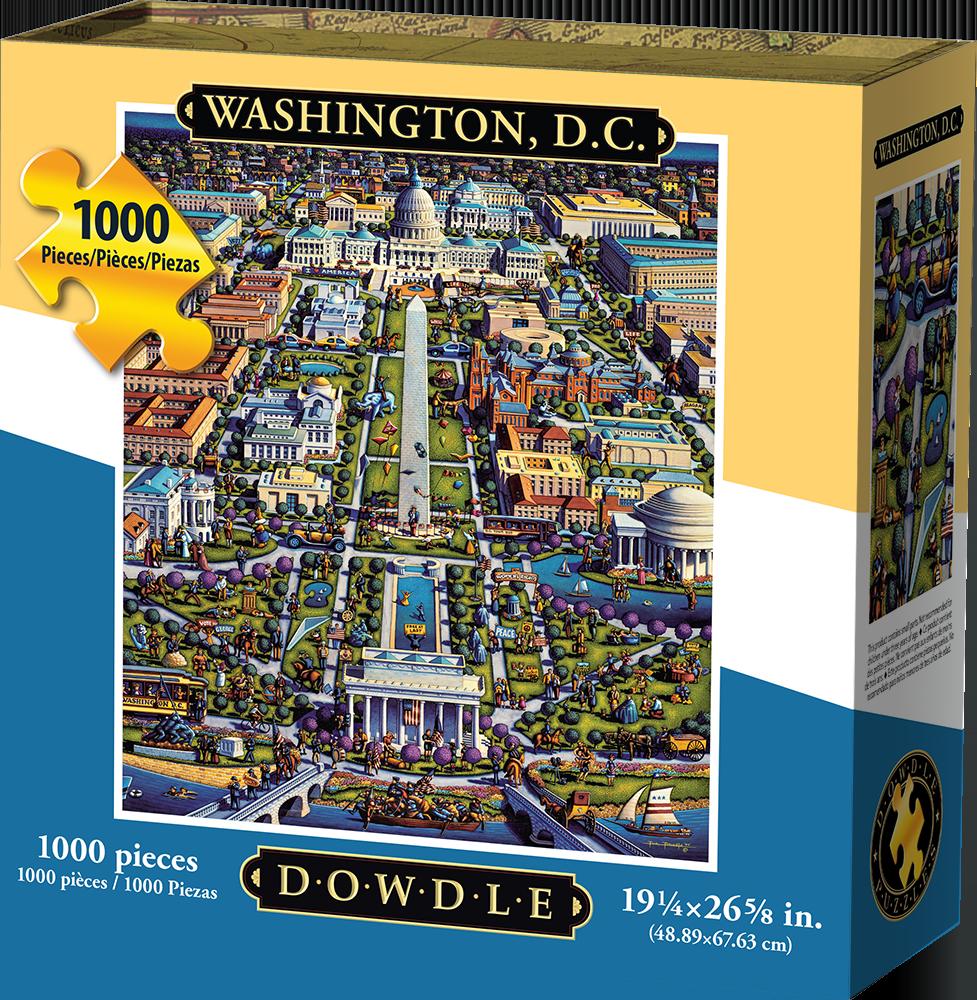 Washington D C  1000 Pc