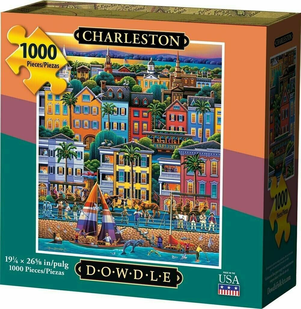 Charleston 1000 Pc