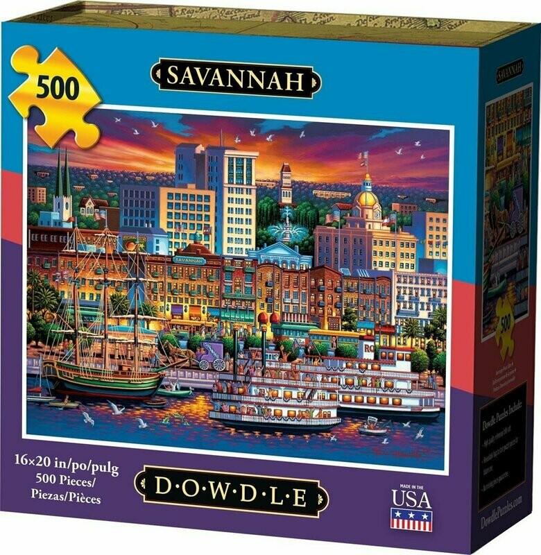 Savannah 500 Pc