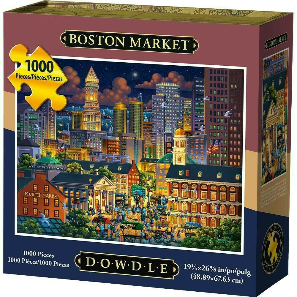 Boston Market 1000 Pc