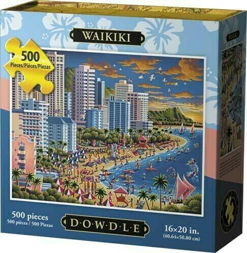 Waikiki 500 Pc