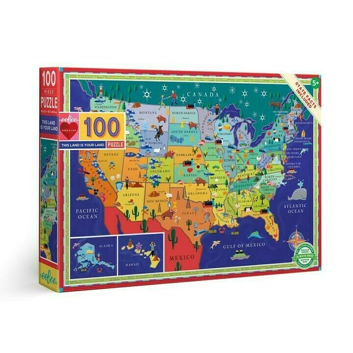 This Is Your Land 100 Pc