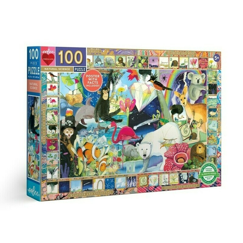 Natural Science 100 Pc