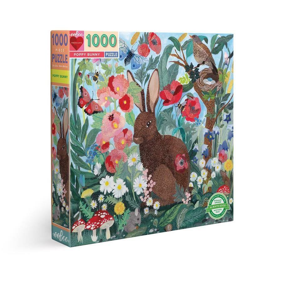 Poppy Bunny 1000 Pc