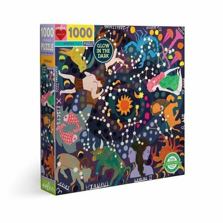Zodiac 1000 Pcs