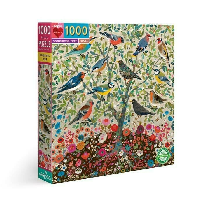 Songbirds Tree 1000 Pc