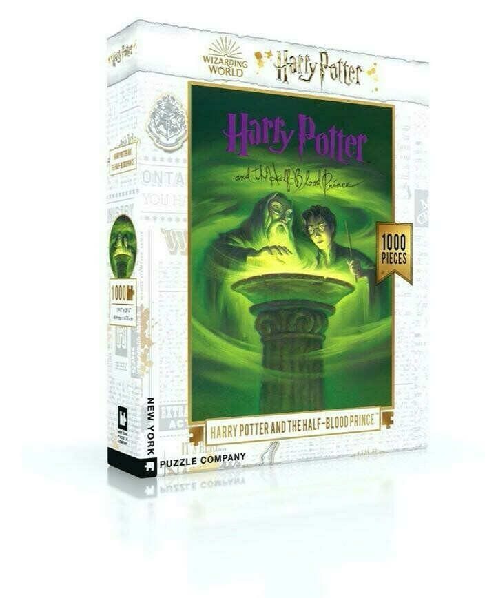 Harry Potter And The Half Blood Prince 1000 Pc