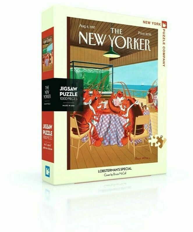 Lobstermans Special 1000 Pc