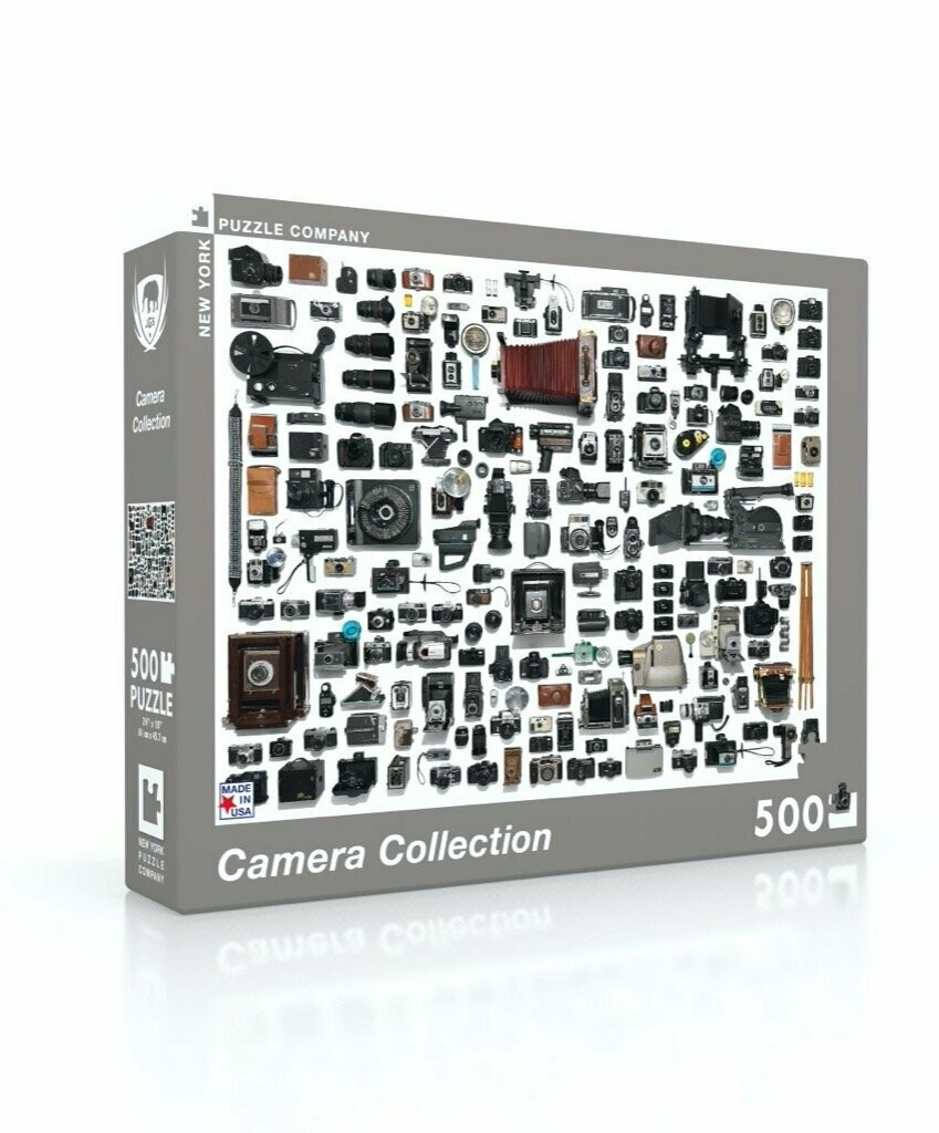 Camera Collection 500 Pc