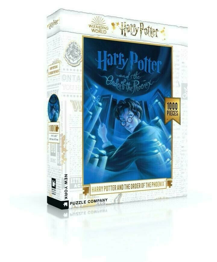 Harry Potter And The Order Of The Phoenix 1000 Pc