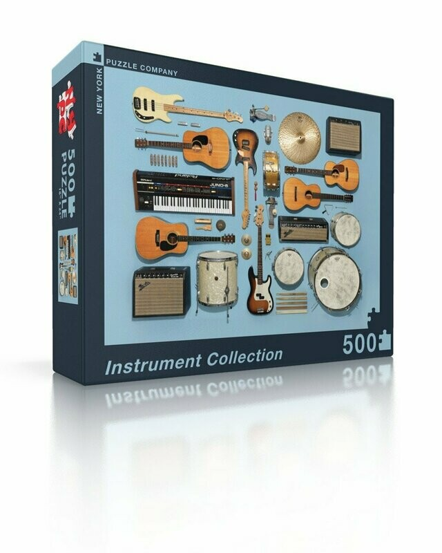 Instrument Collection 500 Pc