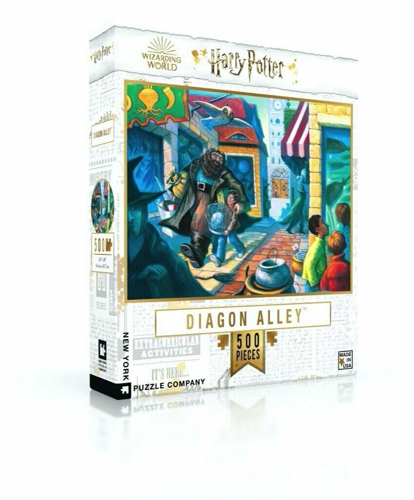 Harry Potter Diagon Alley 500 Pc