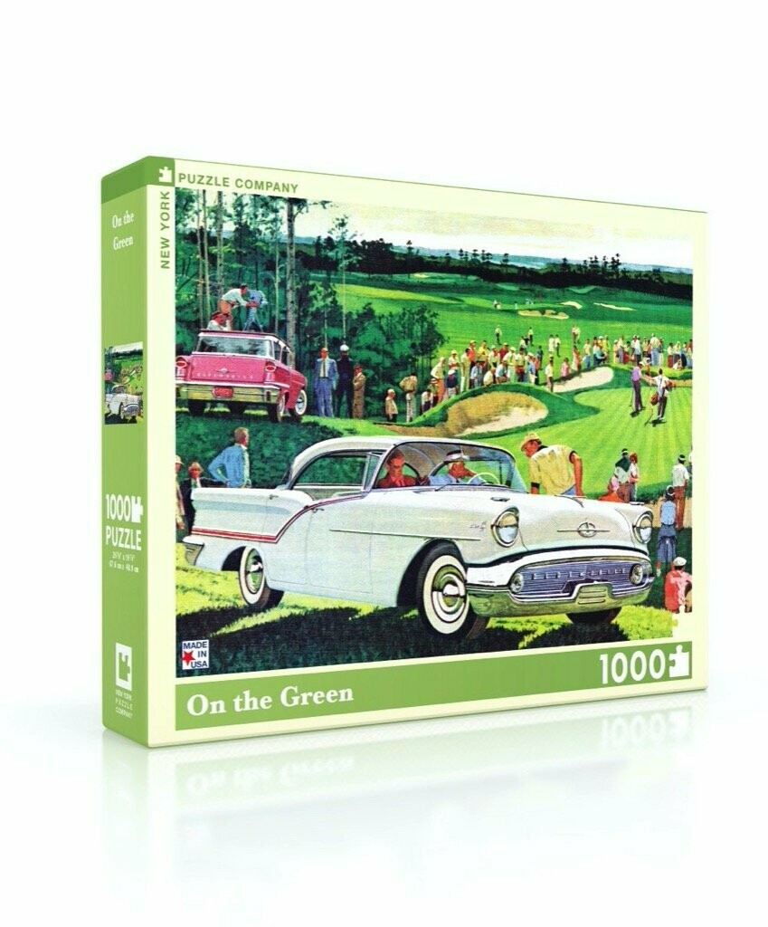On The Green 1000 Pc