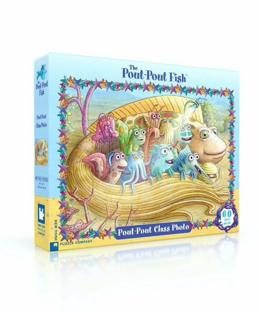 The Pout Pout Fish Class Photo 60 Pc