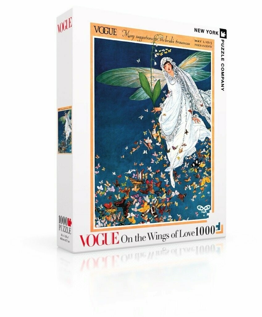 Vogue On The Wings Of Love 1000 Pc