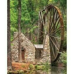 Water Wheel 36 Pc Big