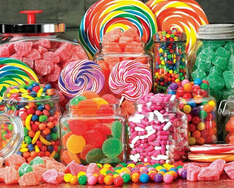 Candy Galore 1000 Pc