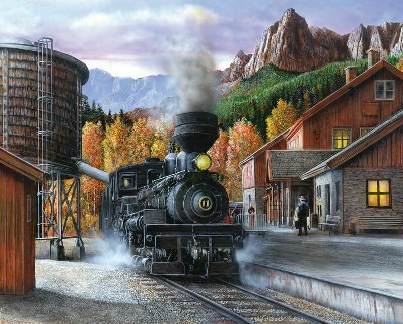 Mountain Express 1000 Pc