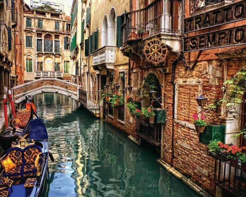 Sempione, Italy 1000 Pc