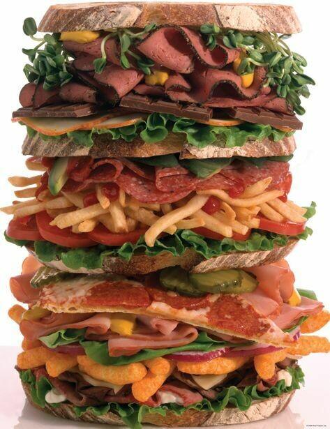 Snack Stack 500 Pc