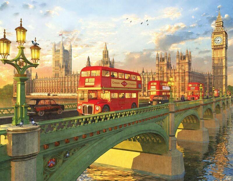 Westminster Bridge 500 Pc