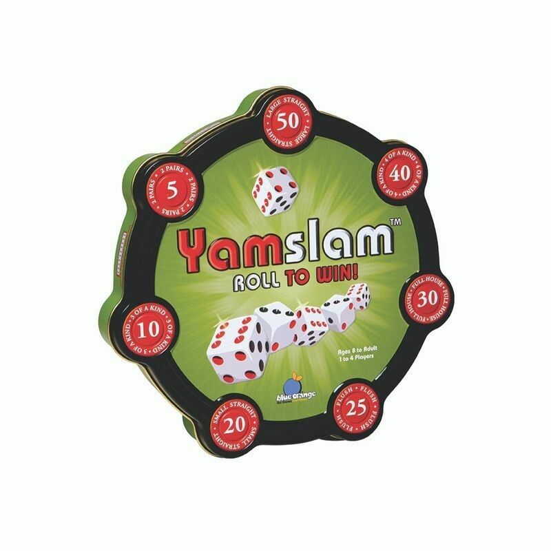 Yamslam Dice Game In Can