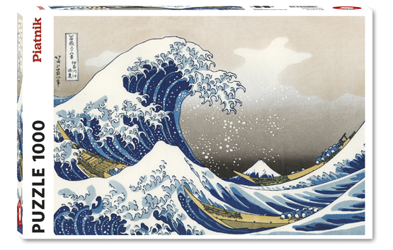 The Great Wave 1000 Pc