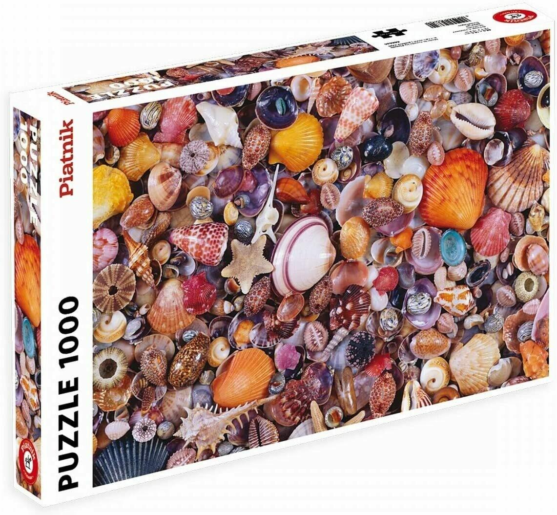 Seashell 1000 Pc
