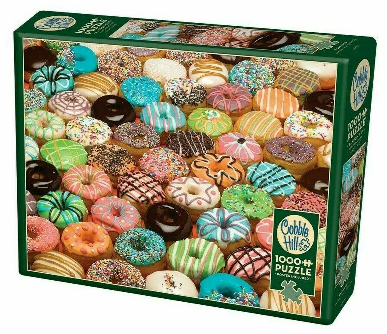 Doughnuts 1000 Pc