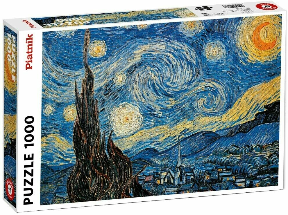 Starry Night   Van Gough 1000 Pc
