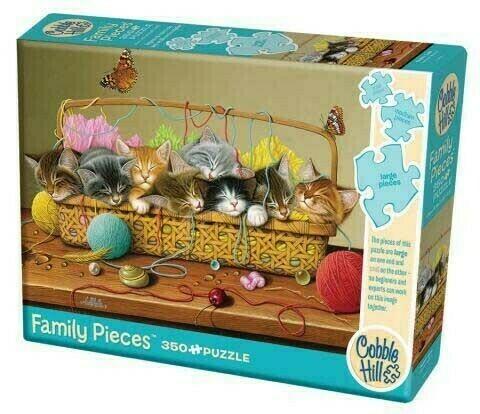 Basket Case 350 Pc Family