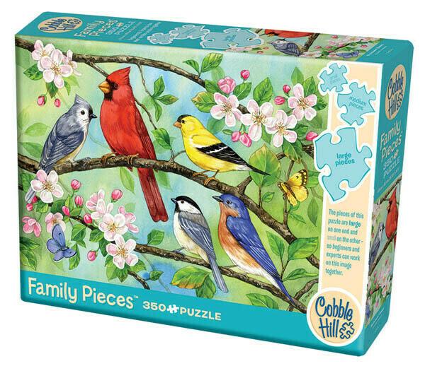 Bloomin Birds 350 Pc Family