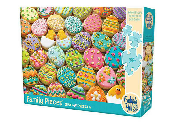 Easter Cookies 350 Pc Family