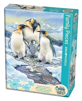 Penguin Family 350 Pc Family