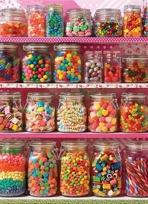 Candy Shelf 500 Pc
