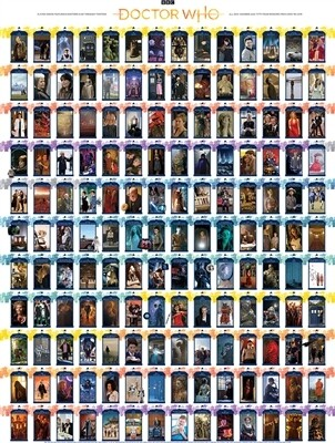 Doctor Who Episode Guide 1000 Pc